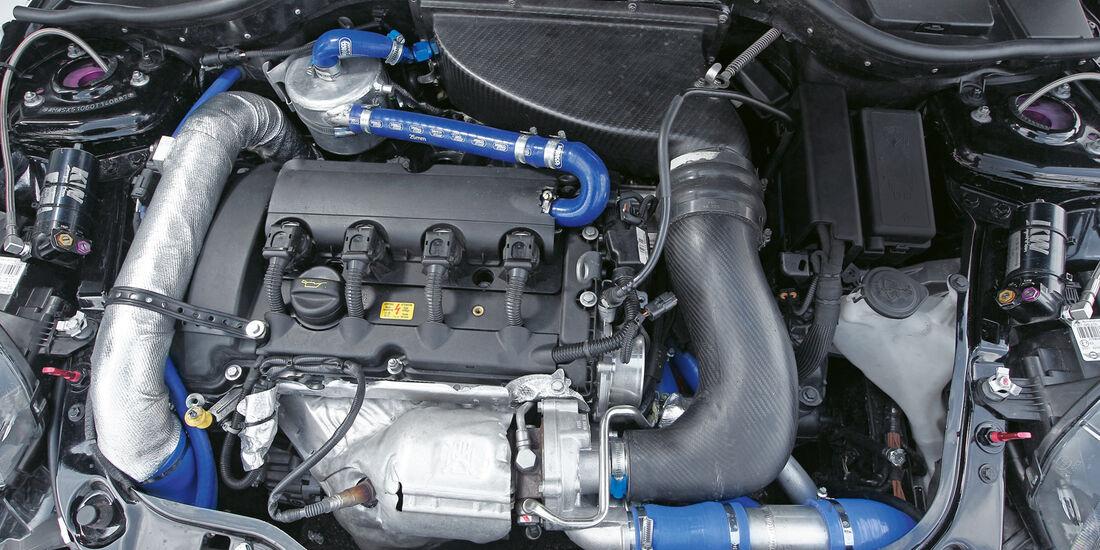 AC Schnitzer Raptor Mini JCW Coupé, Motor