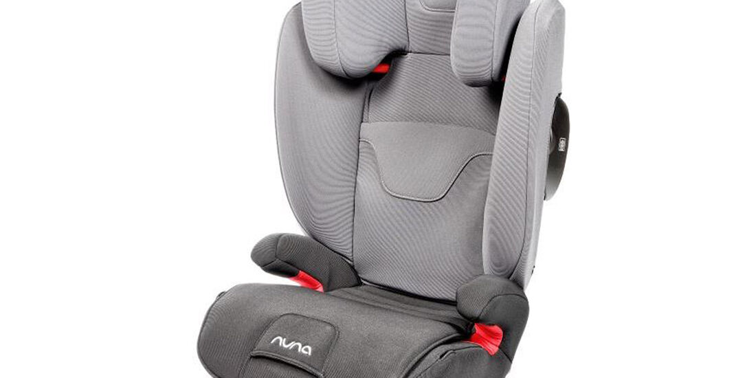 ADAC/ÖAMTC Kindersitz-Test Frühjahr 2018 Nuna AACE