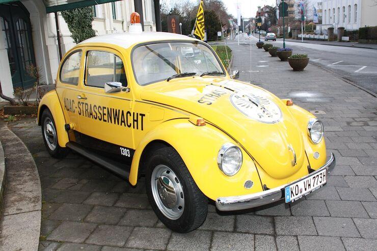 ADAC Strassenwacht Käfer