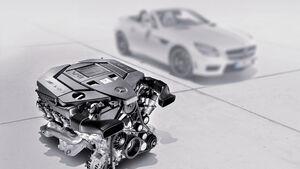 AMG-Motoren, V8, Bester Wirkungsgrad