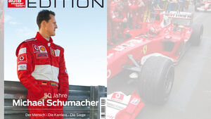 AMS - Edition - Michael Schumacher