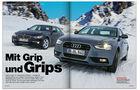 AMS Heft 3 2014 Vergleich Audi A4, BMW 328i