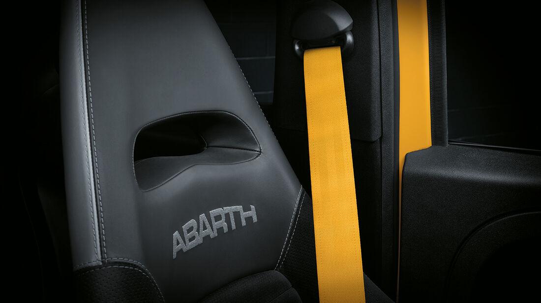 Abarth 595 2018