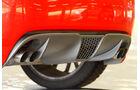 Abarth 695 Tributo Ferrari, Endrohre, Auspuffanlage