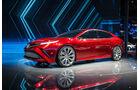Abgefahrene Autos auf der Shanghai Auto Show 2030
