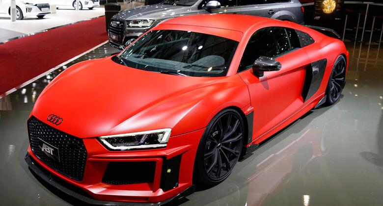 Abt Audi R8 V10 plus