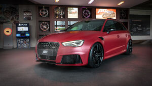 Abt Audi RS3 450 Individual - Tuning - Essen Motor Show 2015