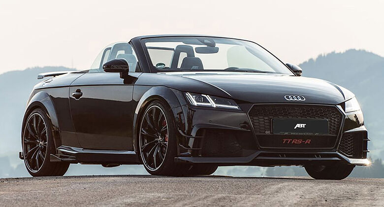 Abt Audi TT RS-R Roadster