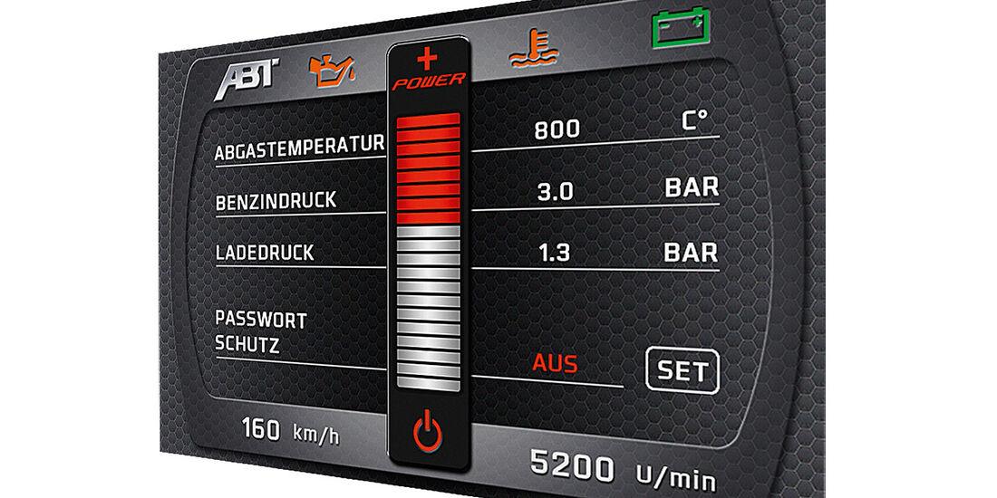 Abt Performance Cockpit