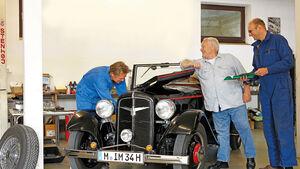 Adler Trumpf Cabrio, Bruno Schmaus