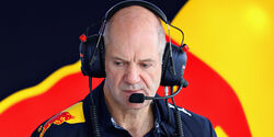 Adrian Newey - Red Bull - F1 2017