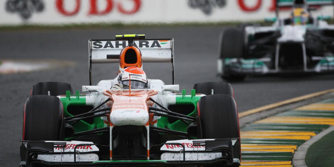 Adrian Sutil - GP Australien 2013