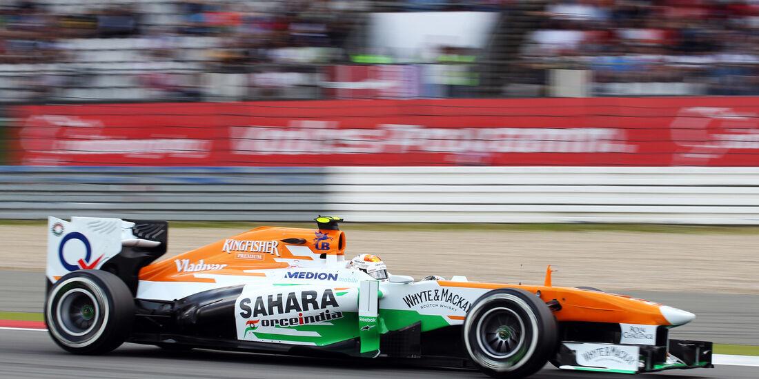Adrian Sutil GP Deutschland 2013