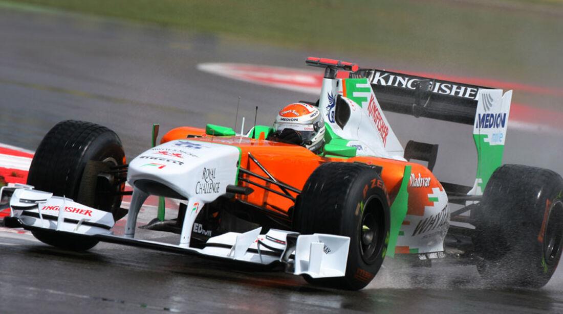 Adrian Sutil GP England 2011