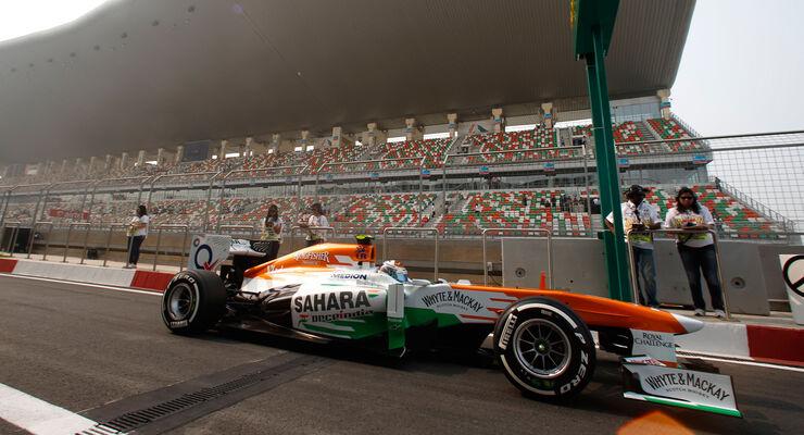 Adrian Sutil - GP Indien 2013