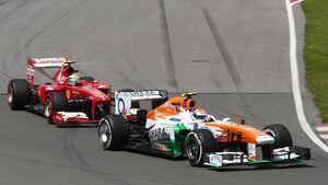 Adrian Sutil GP Kanada 2013