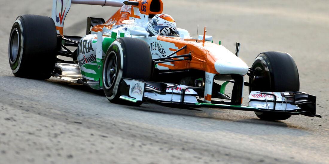 Adrian Sutil - GP Singapur 2013