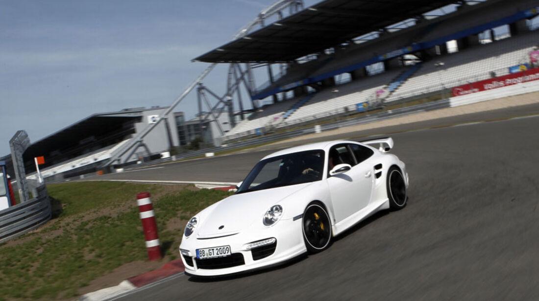 Adrian Sutil - Techart GT2