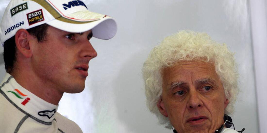 Adrian Sutil & Vater