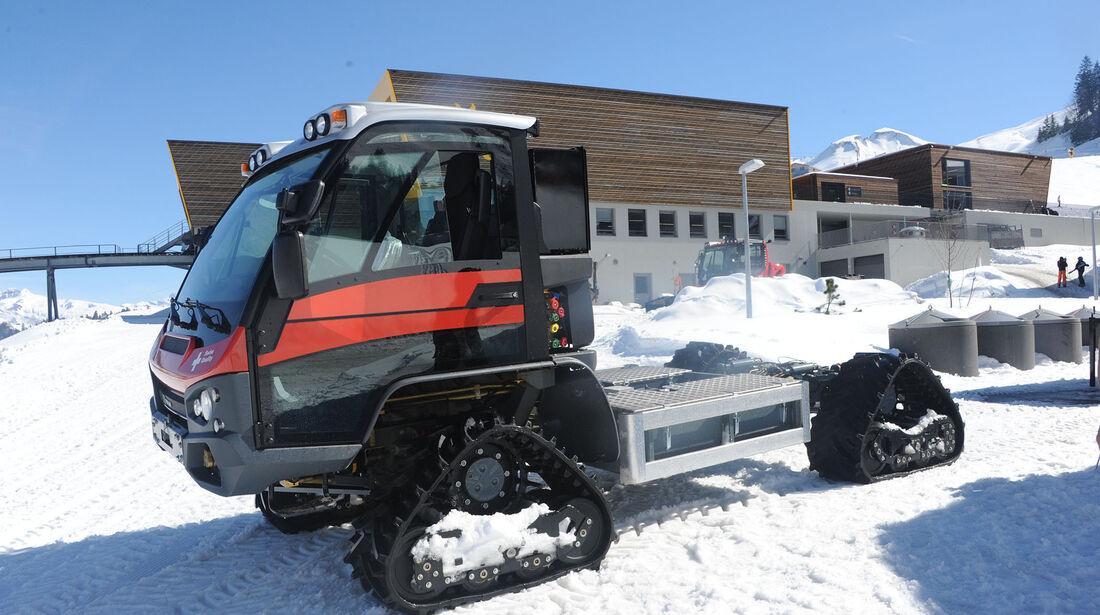 Aebi eVT 450 Transporter