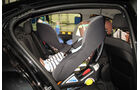 Airbag, Crashtest, Euro-NCAP-Test, Kinderdummy
