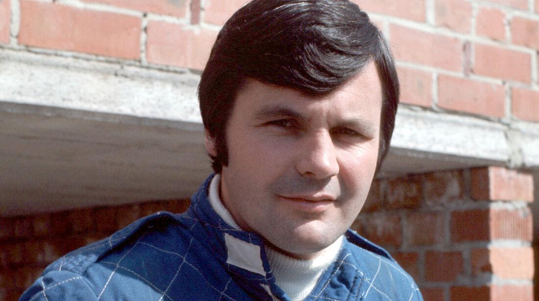 Alan Jones - GP Belgien 1976