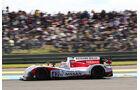 Alex Brundle (GBR), Martin Brundle (GBR), Lucas Ordonez (Esp), Zytek Z11sn - Nissan Greaves Motorsport LMP2, 24h-Rennen Le Mans 2012