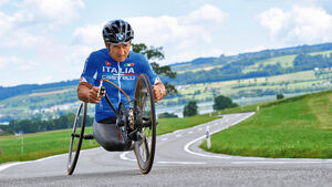 Alex Zanardi, ams022015, interview