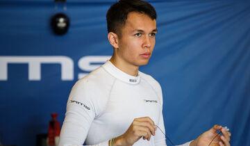 Alexander Albon - Formel 2
