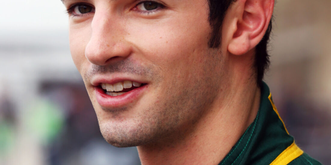 Alexander Rossi - Caterham - Formel 1 - GP USA - 15. November 2013