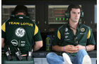 Alexander Rossi - Lotus - Young Driver Test - Abu Dhabi - 16.11.2011