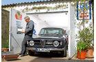 Alfa Roemeo 1300 GT Junior, Jochen Wenz, Frontansicht