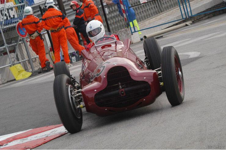 Alfa Romeo 12C Monoposto