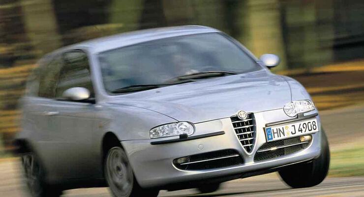 Alfa Romeo 147 2.0 TS Selespeed