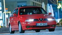 Alfa Romeo 155 2.0 Twin Spark, Frontansicht