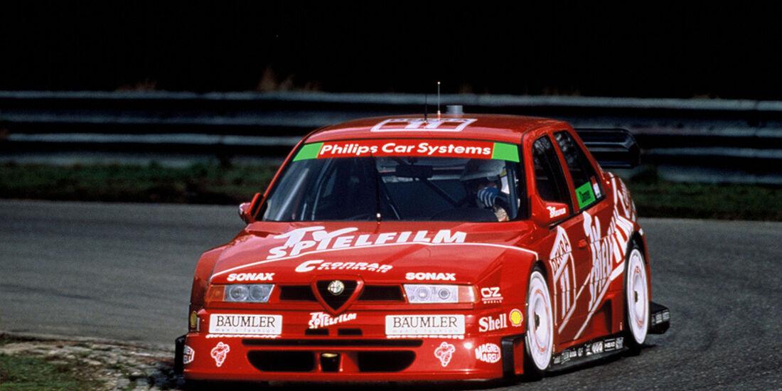 Alfa Romeo 155 2.5 V6 TI DTM, 1993-1996