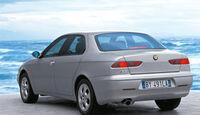Alfa Romeo 156, RÙckansicht