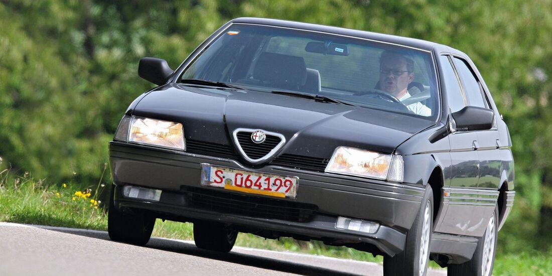 Alfa Romeo 164 Front