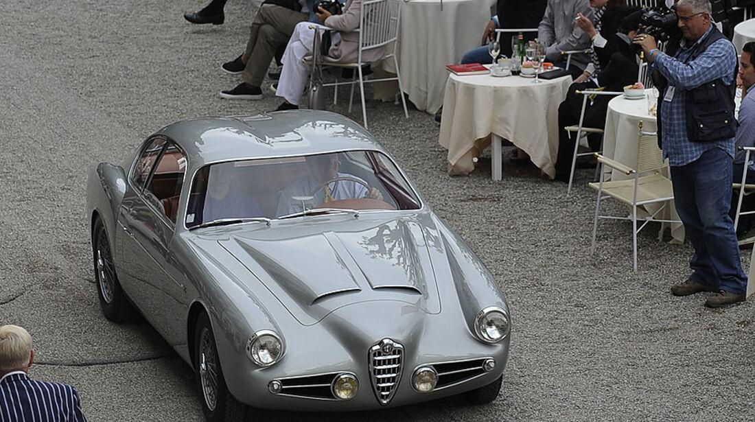 Alfa Romeo 1900 SS Berlinetta