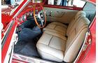 Alfa Romeo 1900 Sprint Coupé Pinin Farina, Fahrersitz, Interieur
