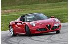 Alfa Romeo 4C, Carbon, neue Ausstattung