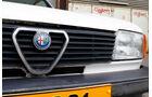 Alfa Romeo Alfasud 1.5, Emblem, Kühlergrill
