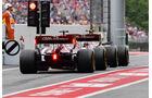 Alfa Romeo - Formel 1 - GP Spanien - Barcelona - 11. Mai 2019