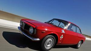 Alfa Romeo GTA, Frontansicht