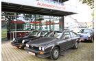 Alfa Romeo GTV, Frontansicht