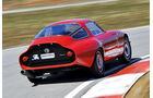 Alfa Romeo Giulia TZ, Heckansicht