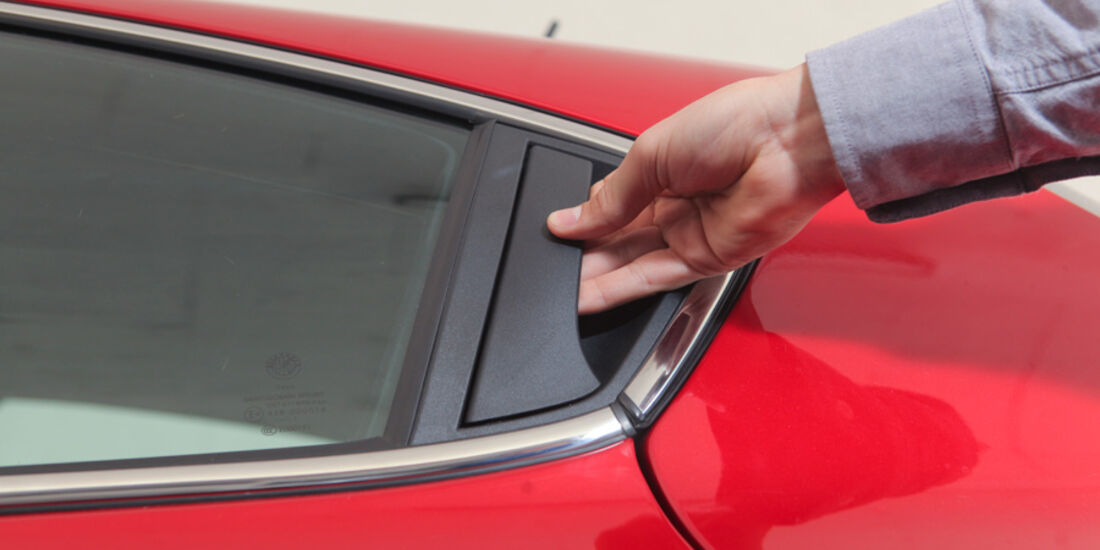 Alfa Romeo Giulietta 1.4 TB 16V, Seitenfenster, hinten
