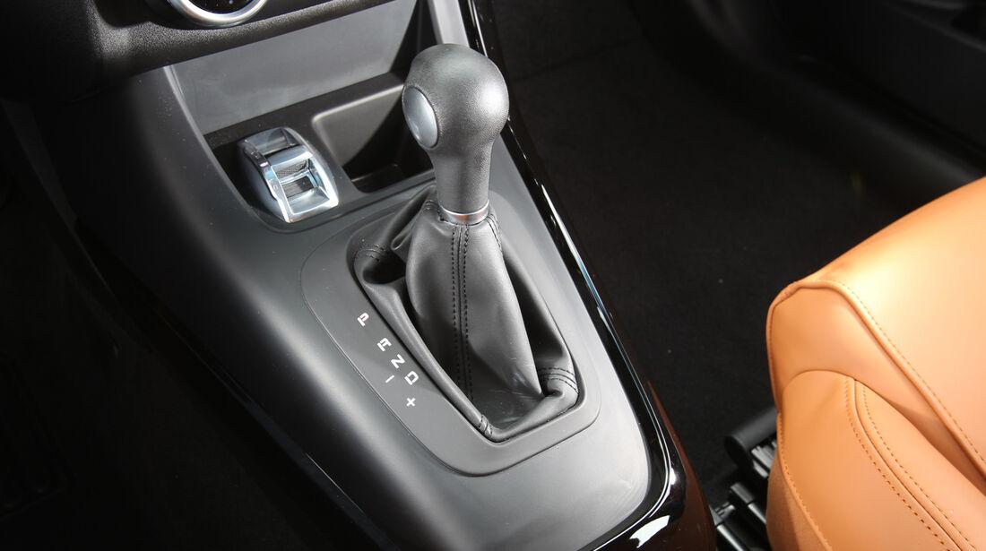 Alfa Romeo Giulietta 1.4 TB, Schalthebel, Schaltknauf