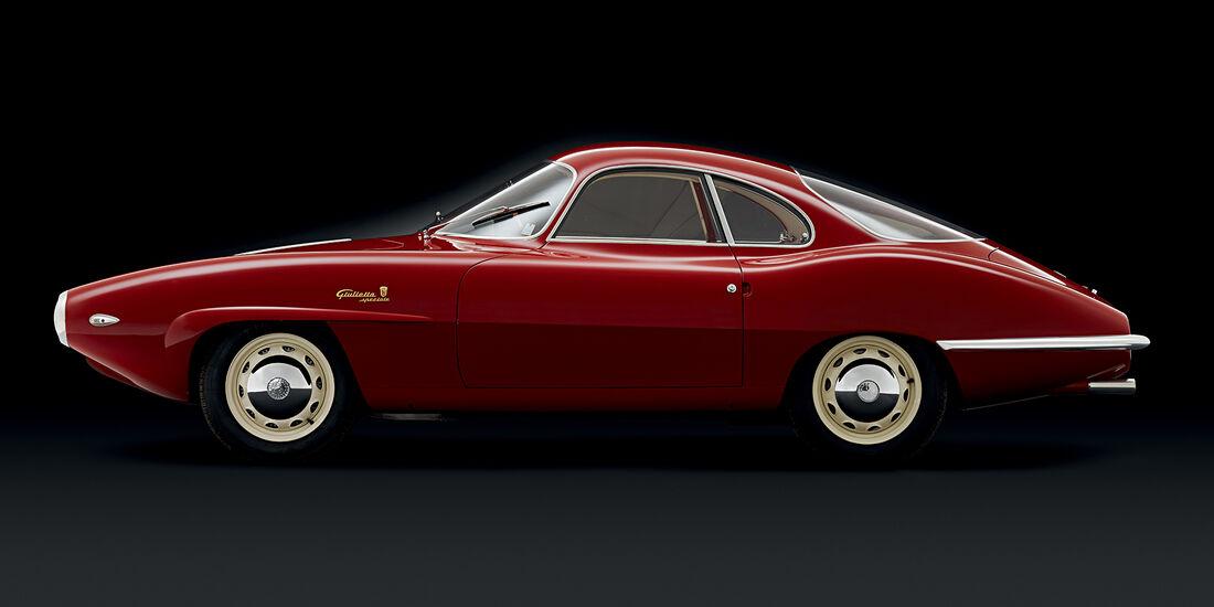 Alfa Romeo Giulietta Sprint Speciale (SS), Prototipo, 1957, Designer Franco Scaglione, Leihgeber Collezione Lopresto, � CARRSTUDIO  Collezione Lopresto.jpg