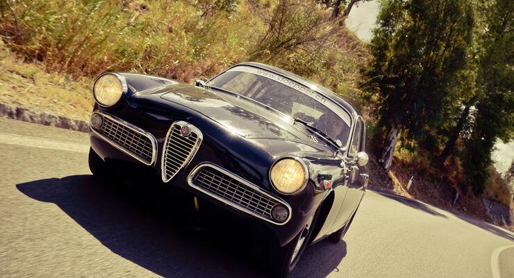 Alfa Romeo Giulietta Sprint Veloce, Frontansicht